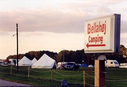 bellahøj camping priser røvpuling